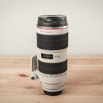 Rent Canon EF 70-200mm f/2.8L IS II USM zoom Lens
