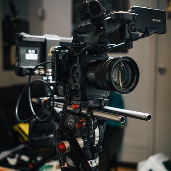 Rent FS5 II with Shogun Inferno Raw Kit plus Rig