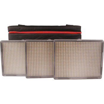 Rent Aputure Amaran HR672 3 Light LED Panel Kit (1x HR672W 2x HR672S)
