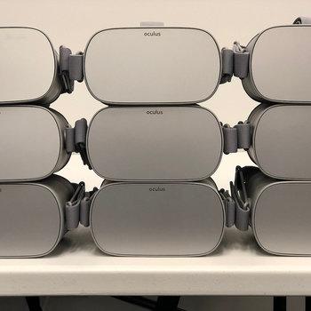 Rent Oculus Go