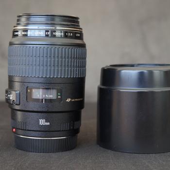 Rent Canon 100mm 2.8 macro lens
