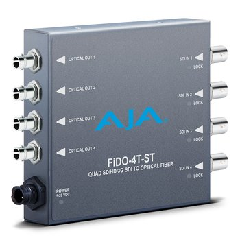 Rent AJA Fido T-ST/R-ST Transmit and Receive Pair