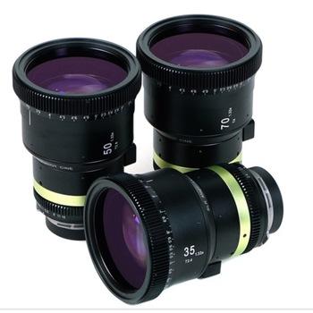 Rent SLR Magic 1.33x Anamorphot-CINE Lens Set PL 3 Lenses with 35, 50, 70mm Lenses