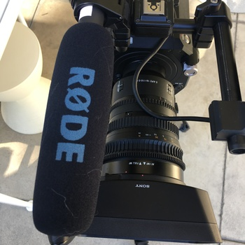 Rent RØDE NTG2 Shotgun Microphone (Boom Option)