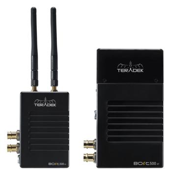 Rent Teradek Bolt 500 XT SDI/HDMI Wireless TX/RX Set