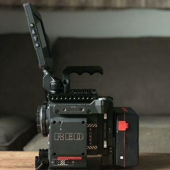 Rent RED Gemini Kit with 7 inch touch, EF and PL mounts and Extras