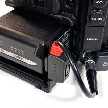 Rent SWIT 2-Battery Kit for Canon C300 Mark II