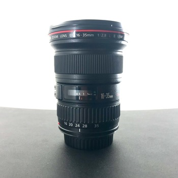 Rent Canon 16-35 mm Lens