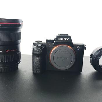 Rent Sony a7s ii & Canon 16-35mm f/2.8L II lens