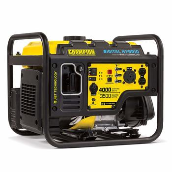 Rent Champion 3500W Inverter Generator Kit