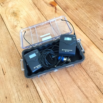Rent Sennheiser Wireless Lavalliere