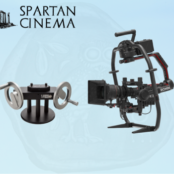Rent DJI Ronin 2 + 1A Alpha Wheels (Brass)