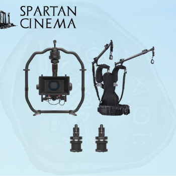 Rent DJI Ronin 2 + Ready Rig w/ Pro Arms + Spindles