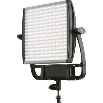 Rent Astra 6X Bi-Color with V-Mount battery plate, two 160 WH batteries, snap on Chimera softbox and light stand