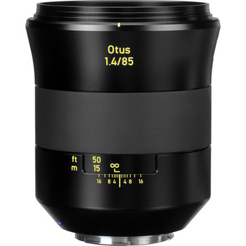 Rent Zeiss Otus 85mm f/1.4 ZE (EF Mount) Prime Lens