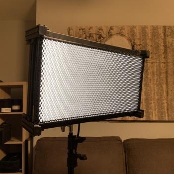 Rent Kino Celeb 250 LED Panel with Snapbag Softbox