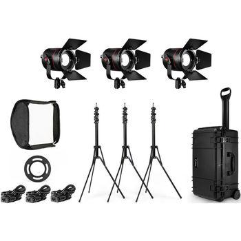 Rent Fiilex 301 3-Light P360 LED Kit
