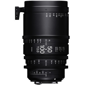 Rent Sigma 50-100mm T2 High-Speed Zoom Lens