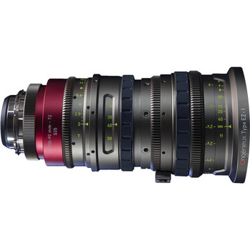 Rent Angenieux EZ-1 S35 30-90mm T2 Cinema Zoom Lens