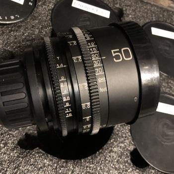 Rent Leica R Prime Lens Kit GL Optics Rehoused