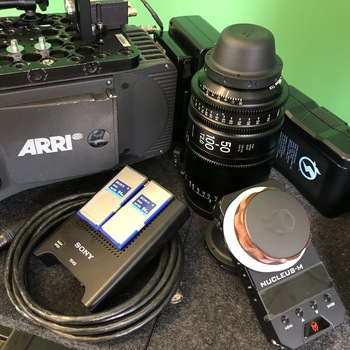 Rent Arri Alexa Classic Ready to shoot Kit