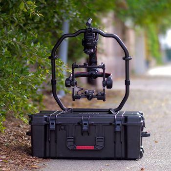 Rent DJI Ronin 2 Pro Pack Gimbal Stabilizer + 4 Batteries + Pan Counterweight!