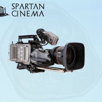 Rent ARRI Amira + Canon 17-120 + Head/Tripod