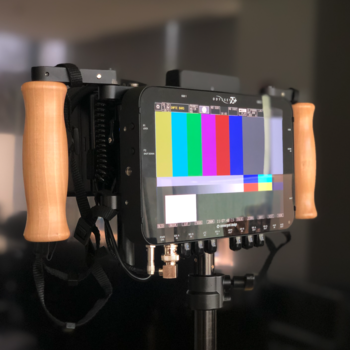 Rent Odyssey 7Q+ Monitor with Director's Cage (Includes batteries)