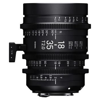 Rent Sigma Cine 18-35mm T2 EF