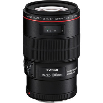 Rent Canon 100mm F/2.8 Macro USM EF Mount Lens {58}
