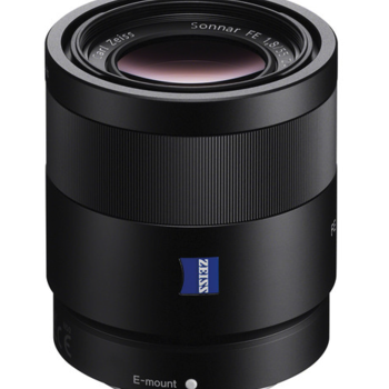 Rent Sony 55mm F/1.8 Carl Zeiss Sonnar T* ZA FE E Mount Autofocus Lens {49}