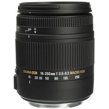 Rent Sigma 18-250mm f/3.5-6.3 DC Macro OS EF