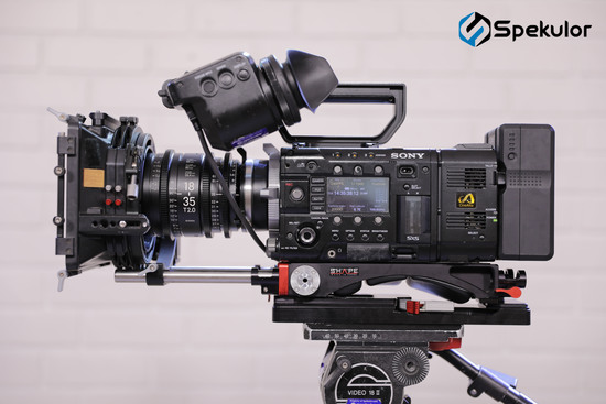 Rent sony f55 los angeles hollywood www.spekulor.com 1