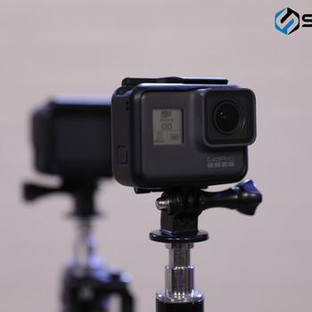 Rent 2x Go Pro Hero 5 - 2 GoPro 5 setup with cards & batteries