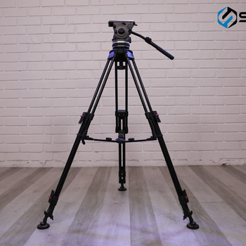 Rent Cartoni G110 Gamma  Head, 2-Stage Aluminum Tripod
