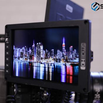 Rent SmallHD 702 OLED 7-in On-Camera Monitor