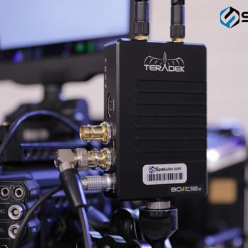 Rent Teradek Bolt 500 3G-SDI/HDMI Video Transceiver Set