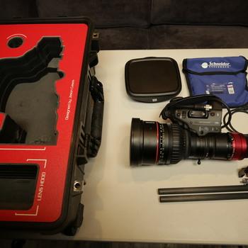 Rent Canon 17-120mm Cine-Servo Lens, EF, Beautiful Workhorse, Great Autofocus Capabilities.