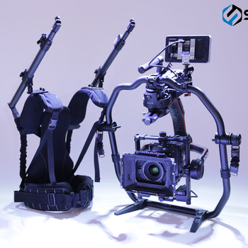 Rent DJI Ronin 2 3-Axis Handheld Gimbal + Ready Rig GS w/Pro Arms