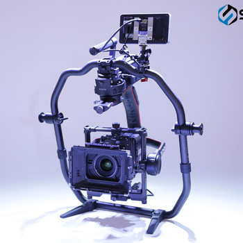 Rent DJI Ronin 2 3-Axis Handheld Gimbal Stabilizer/w 4 batteries