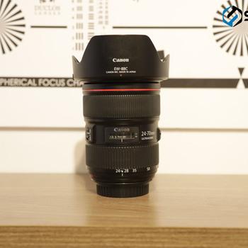 Rent Canon EF 24-70mm f/2.8L II USM - Newest Version of lens