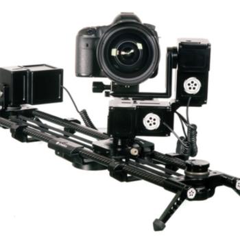 Rent Cinetics Axis360 Motorized Slider