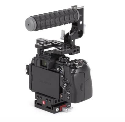 Rent A Wooden Camera Dslr Cage (For Sony A7 Series Cameras