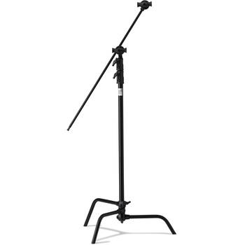 """Rent 40"""" C-Stand w/ Turtle Base"""