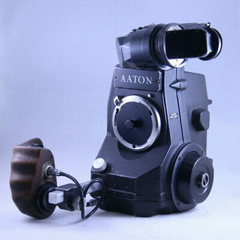 Rent Aaton LTR Super 16 mm Camera Kit w/ two 400' magazines + Arri Zoom Lens