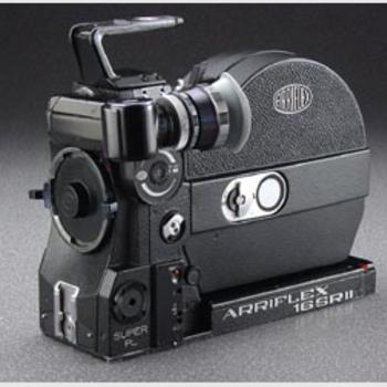 Rent Arriflex SR 16mm Camera Kit w/ Two Magazines, Battery Belt, + Prime Lenses