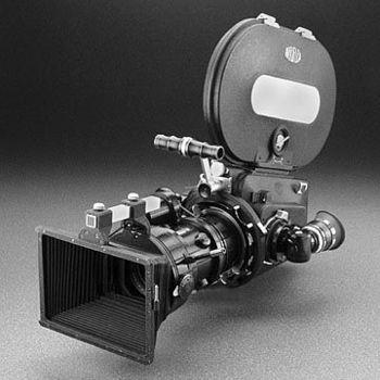 Rent Arriflex BL R 16mm Camera Kit w/ 1000' Mag, 12-120 Lens, Matte Box + Battery