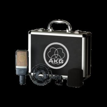 Rent AKG C214 Condenser Mic