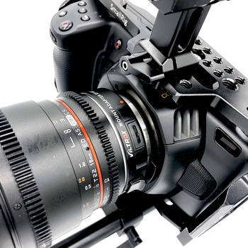 Rent Blackmagic Pocket 4k (Ready-To-Shoot)