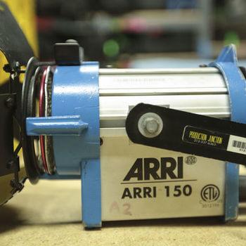 Rent Arri 150w Fresnel Light Kit